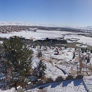 عکس پانورامای باکیفیت از شهر شاهیندژ (1)