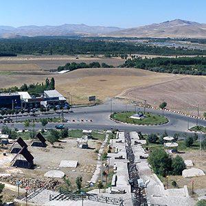 عکس پانورامای باکیفیت از شهر شاهیندژ (2)